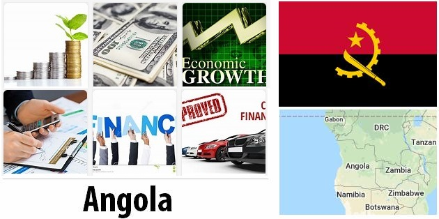 Economical Facts of Angola