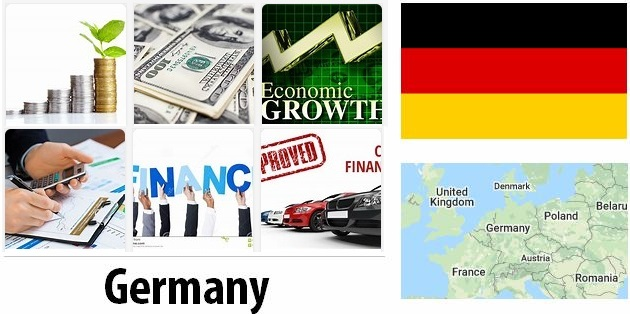 Economical Facts of Germany
