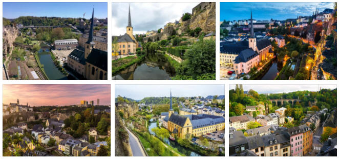 Luxembourg Economical Facts