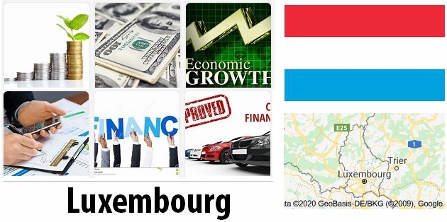 Economical Facts of Luxembourg