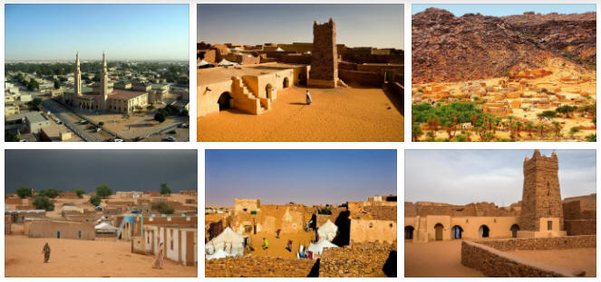Mauritania Economical Facts