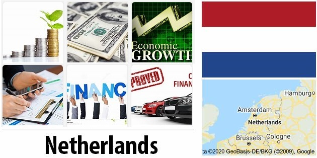 Economical Facts of Netherlands