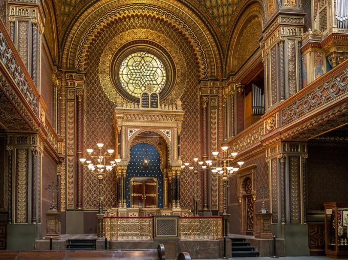The Spanish Synagogue and the Jewish Quarter