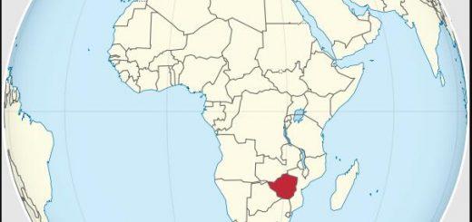 Location Zimbabwe