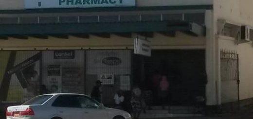 Pharmacy, Mutare Zimbabwe