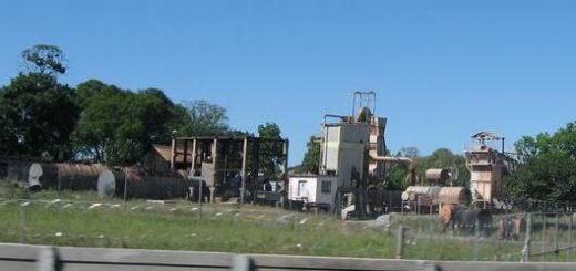 Zimbabwe Factory site