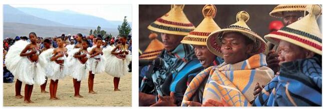 Lesotho Culture