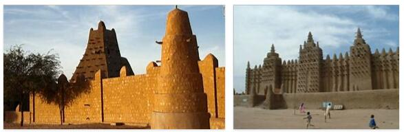 Timbuktu (World Heritage)
