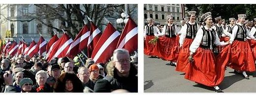 Latvia Country and People