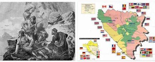 Bosnia and Herzegovina History - Antiquity to World War I