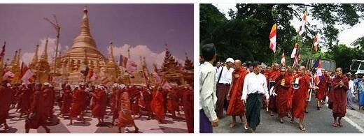 Burma's Saffron Revolution 1