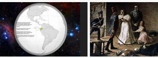 Ecuador History Timeline