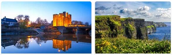 Ireland Landmarks